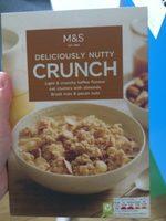 Céréales Crunch Aux Amandes - Product - fr