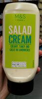 Salad cream - Produit - fr