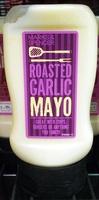 Roasted Garlic Mayo - Product