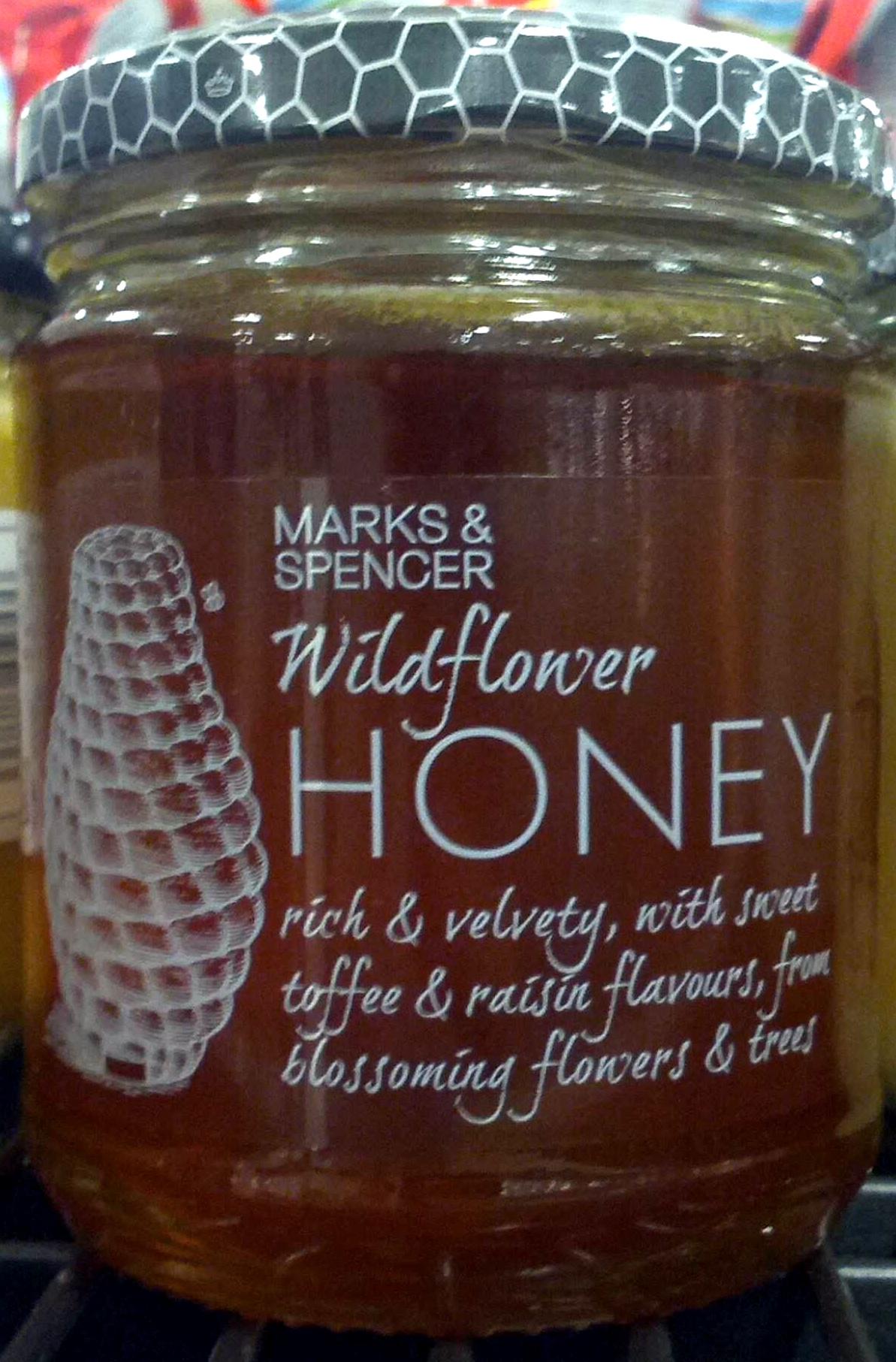 Wild Flowers Honey - Produit