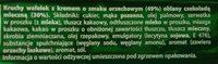 Prince Polo XXL Smak Orzechowy - Ingredients - en