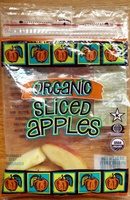 Organic Sliced Apples - Product - en