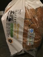 Pain wholemeal with Rye - Product