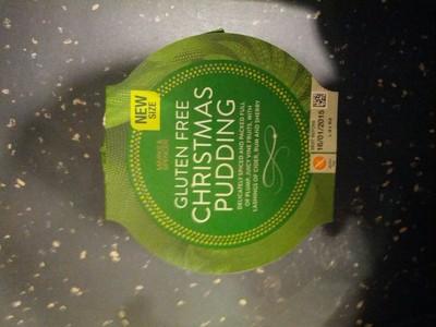 Gluten Free Christmas Pudding - 9