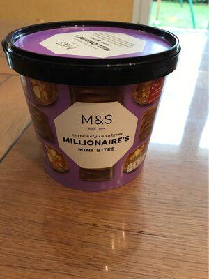 Millionaire's mini bites - Product