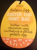 Easter Egg Hunt Bag - Product