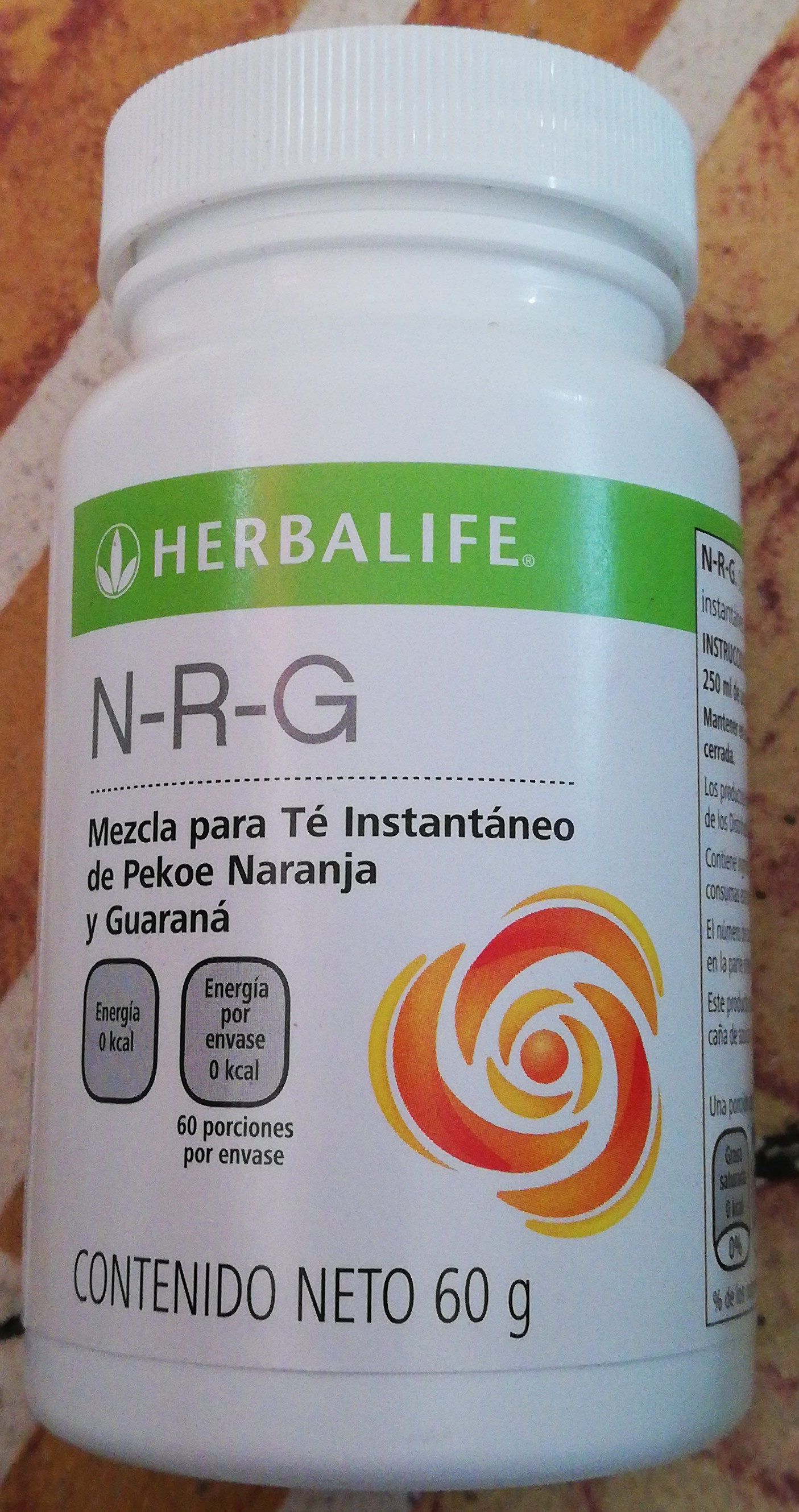 NRG - Product - es