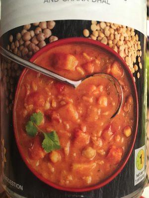 Tarka dhal soup - Product