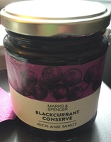 Blackcurrant conserve - Product
