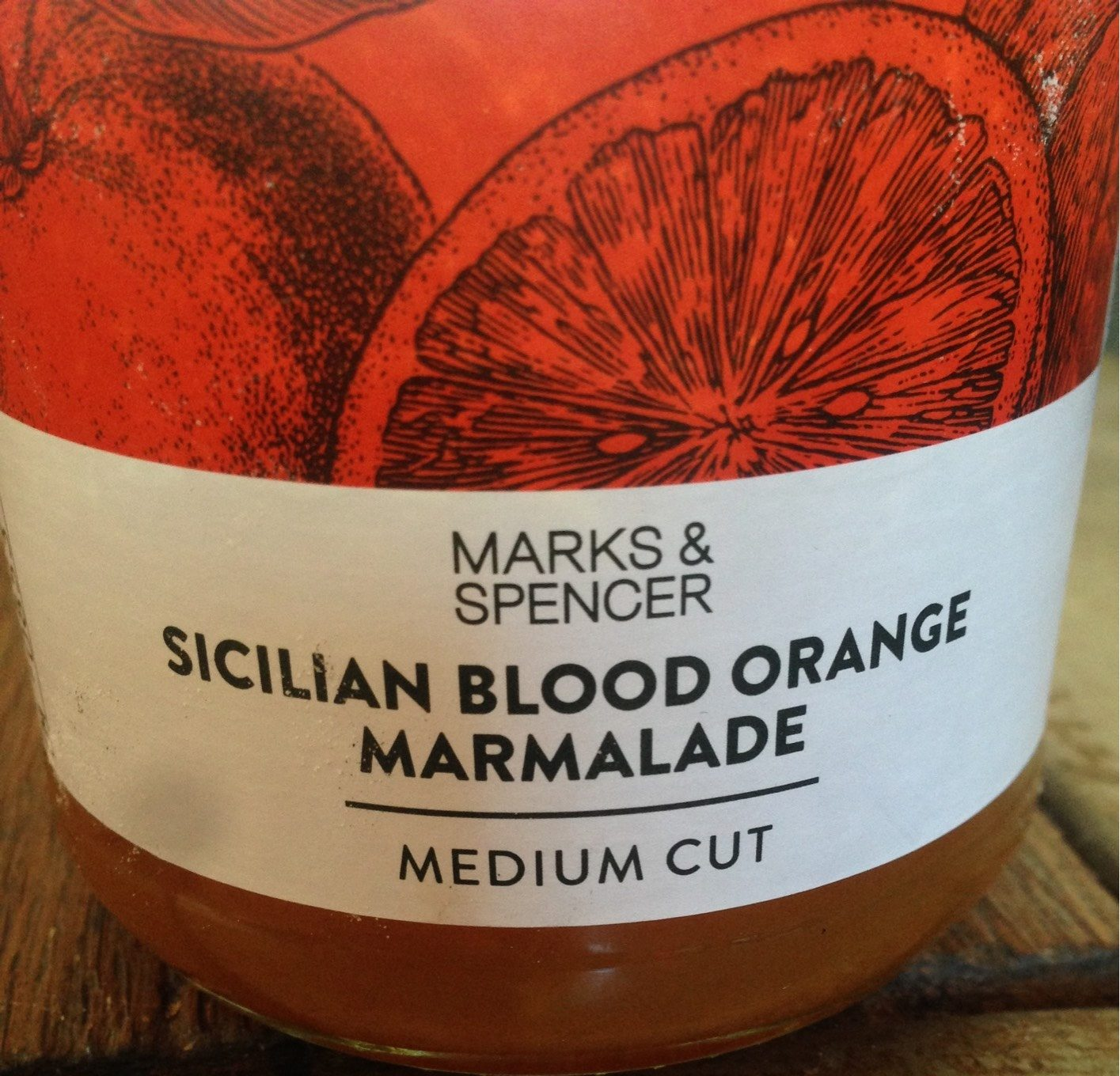 how to cut oranges for marmalade