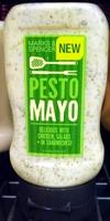 Pesto Mayo - Produit - en