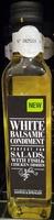 White Balsamic Condiment - Product - en
