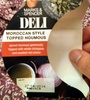 Moroccan style topped houmous - Product