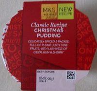 Christmas Pudding - Product