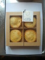 Ultimate All Butter Mince Pies - Produit