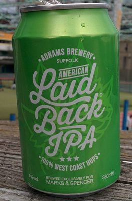 American Laid Back IPA - Product