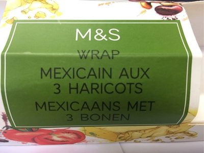 Mexicain Aux 3 Haricots - Product - fr
