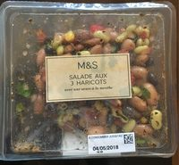 Salade Trois Haricots - Продукт - fr