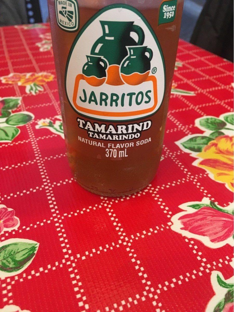 Jarritos tamarind - Product