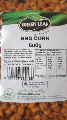 BBQ Corn - Produit - en
