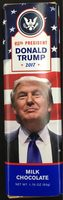 Donald Trump Milk Chocolate - Product