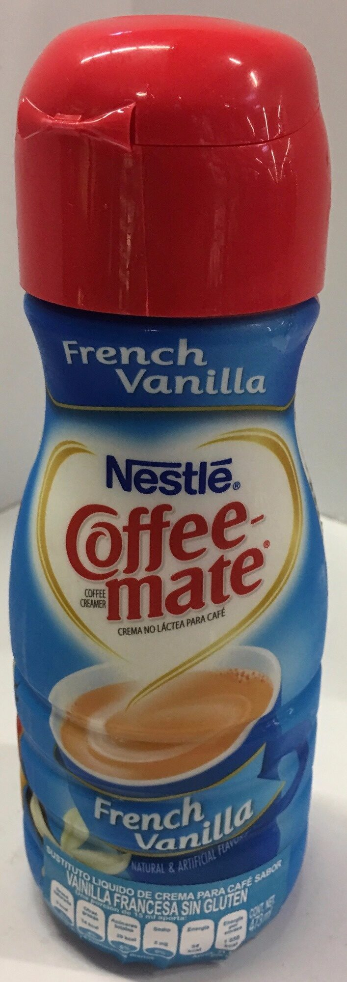 Coffee Mate French Vainilla - Product - es