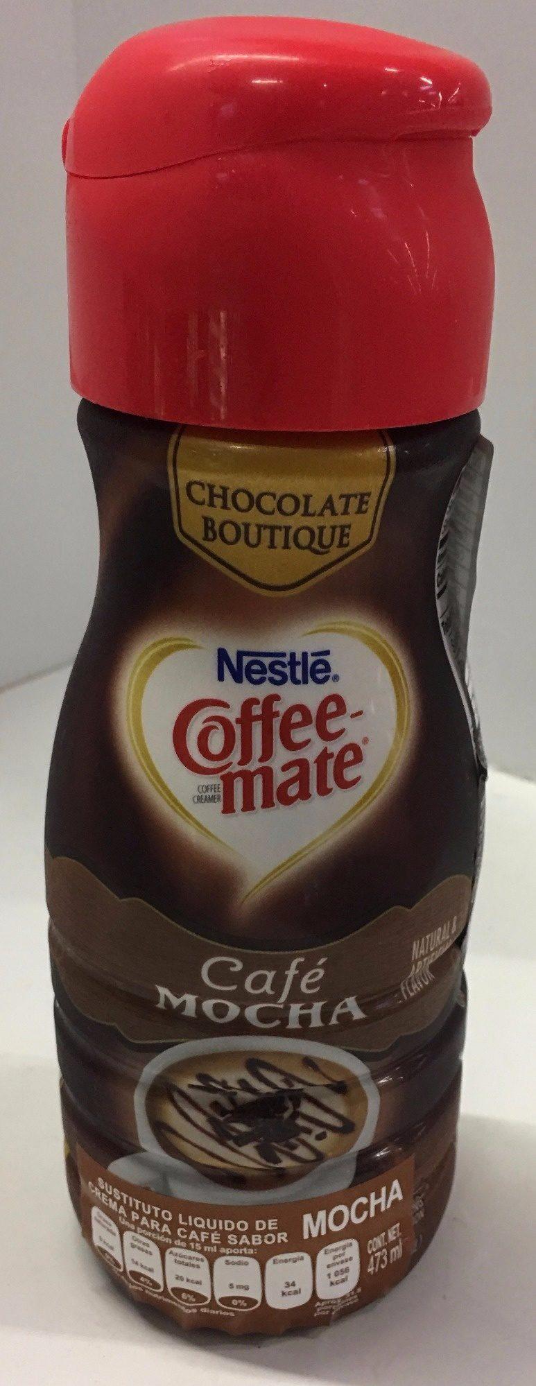 Coffee Mate Mocha - Product - es
