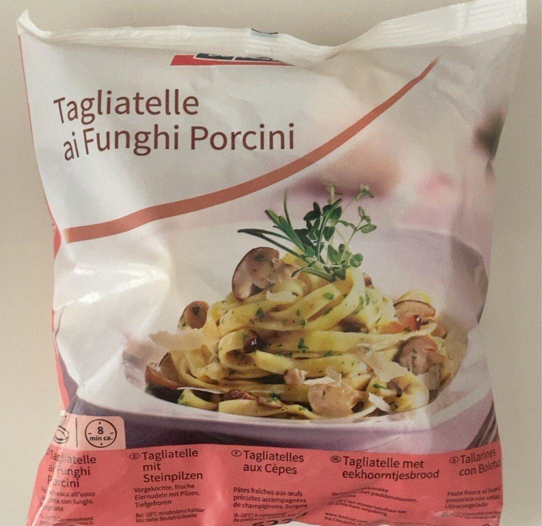 Tagliatelle ai funghi porcini - Prodotto - it