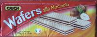 Wafers alla Nocciola - Product