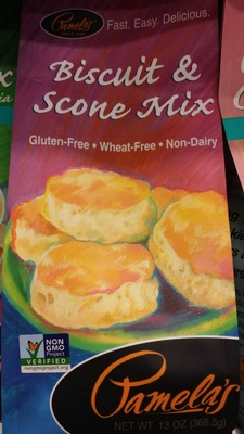 Biscuit & Scone Mix - Product