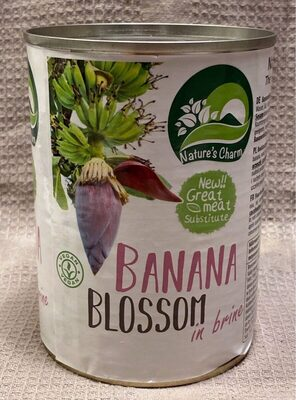 Banana Blossom in brine - Produit - fr