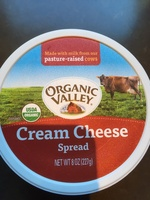 Cream cheese spread - Product