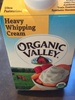 Heavy whipping cream - Product