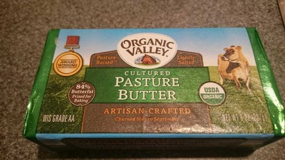 Cultured pasture butter - 1