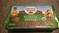 Cultured pasture butter - Product - en