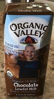 Organic 1% lowfat milk, chocolate - Product - en
