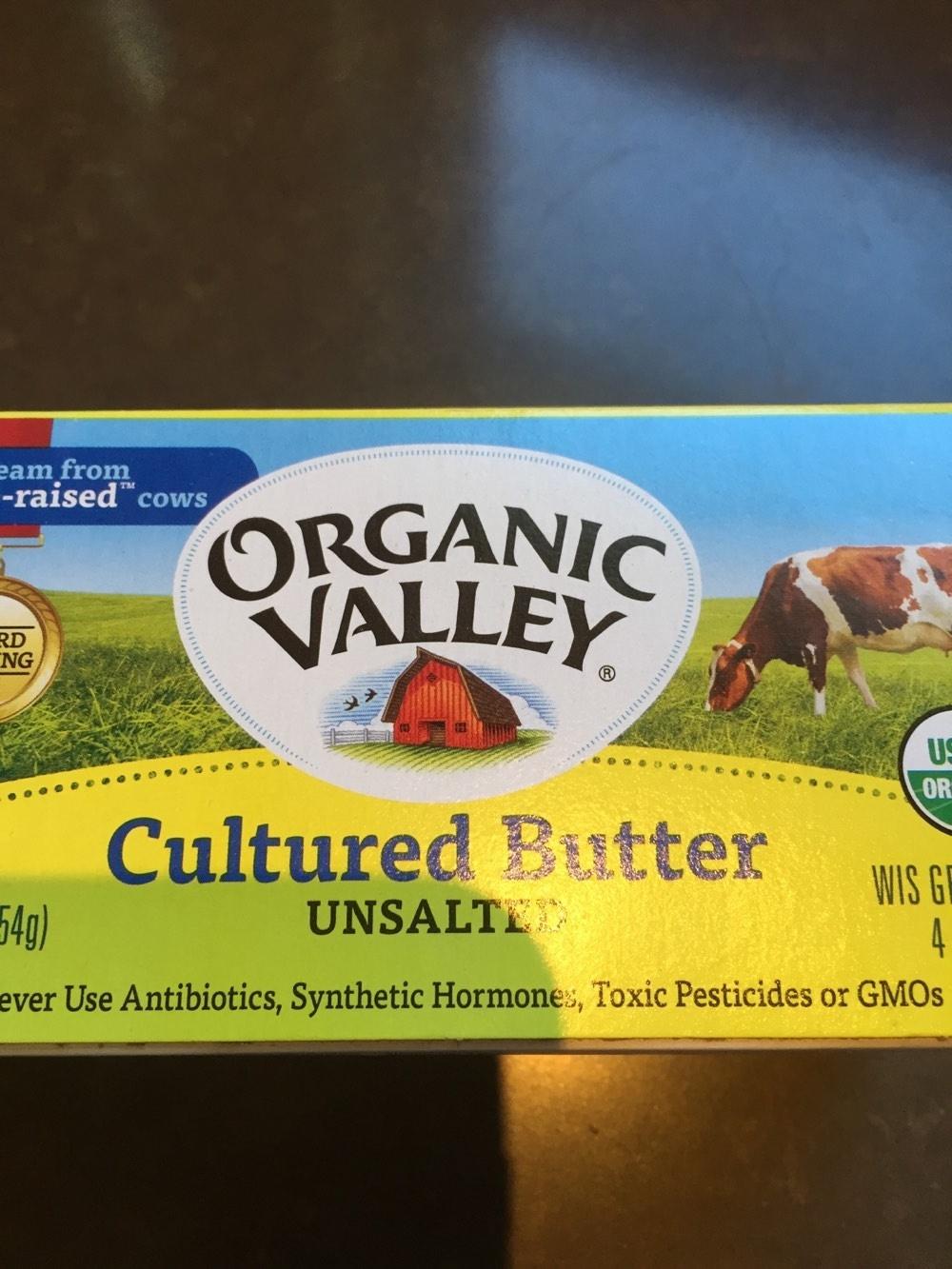 Cultured butter - Product - en