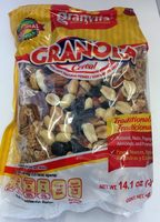 Granvita, Granola Cereal With Fruit - Product
