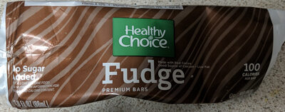 Fudge Premium Bar - Product