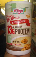 wellness oatmeal with - Producto - en