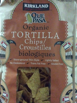 Que Pasa Tortilla Chips - Product - en