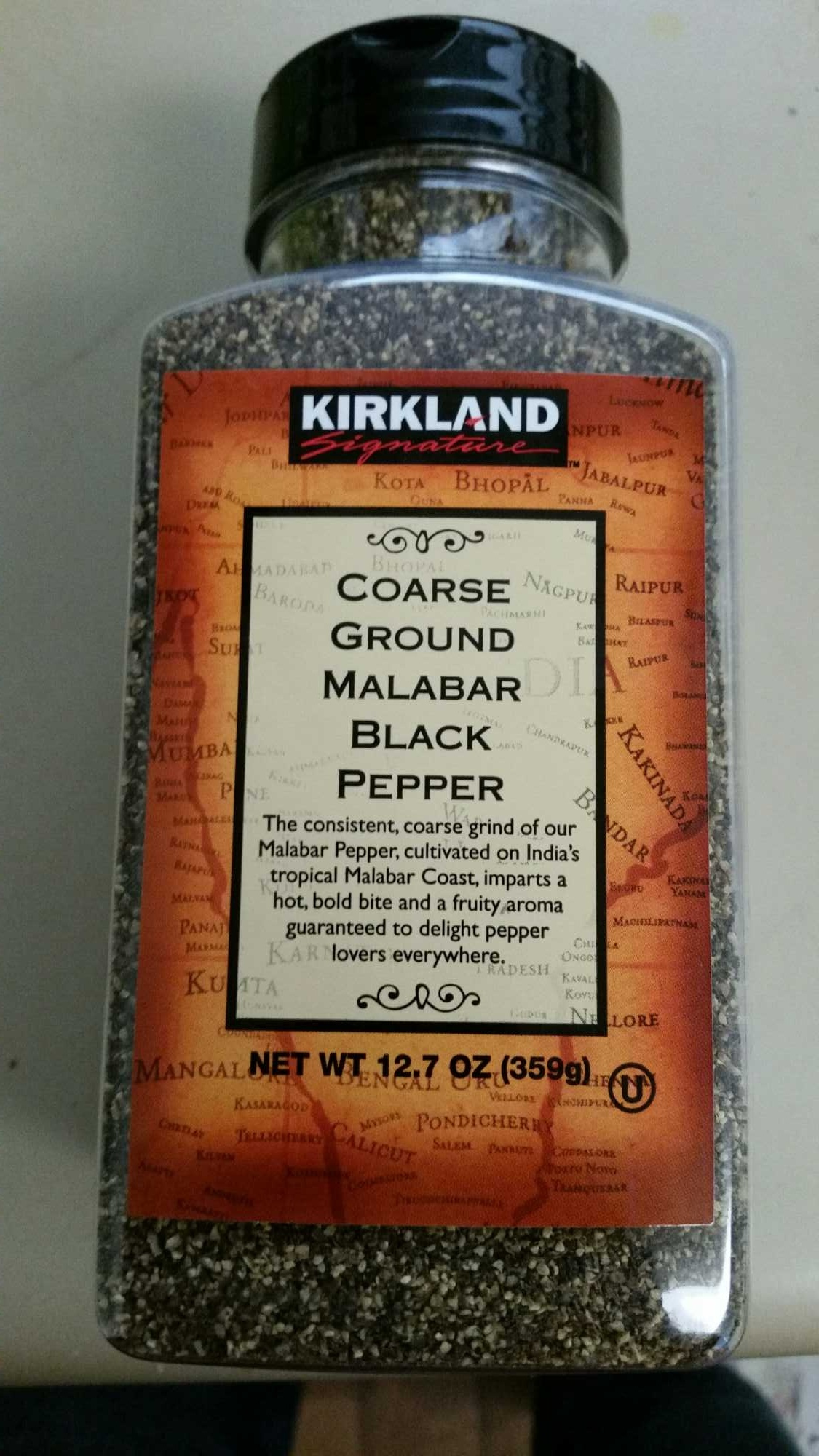 Coarse Ground Malabar Black Pepper - Product