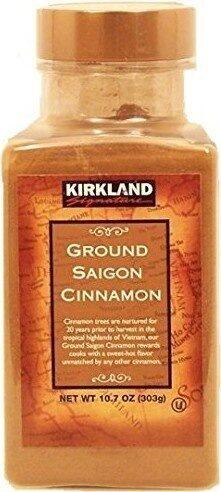 Ground saigon cinnamon - Produit - en