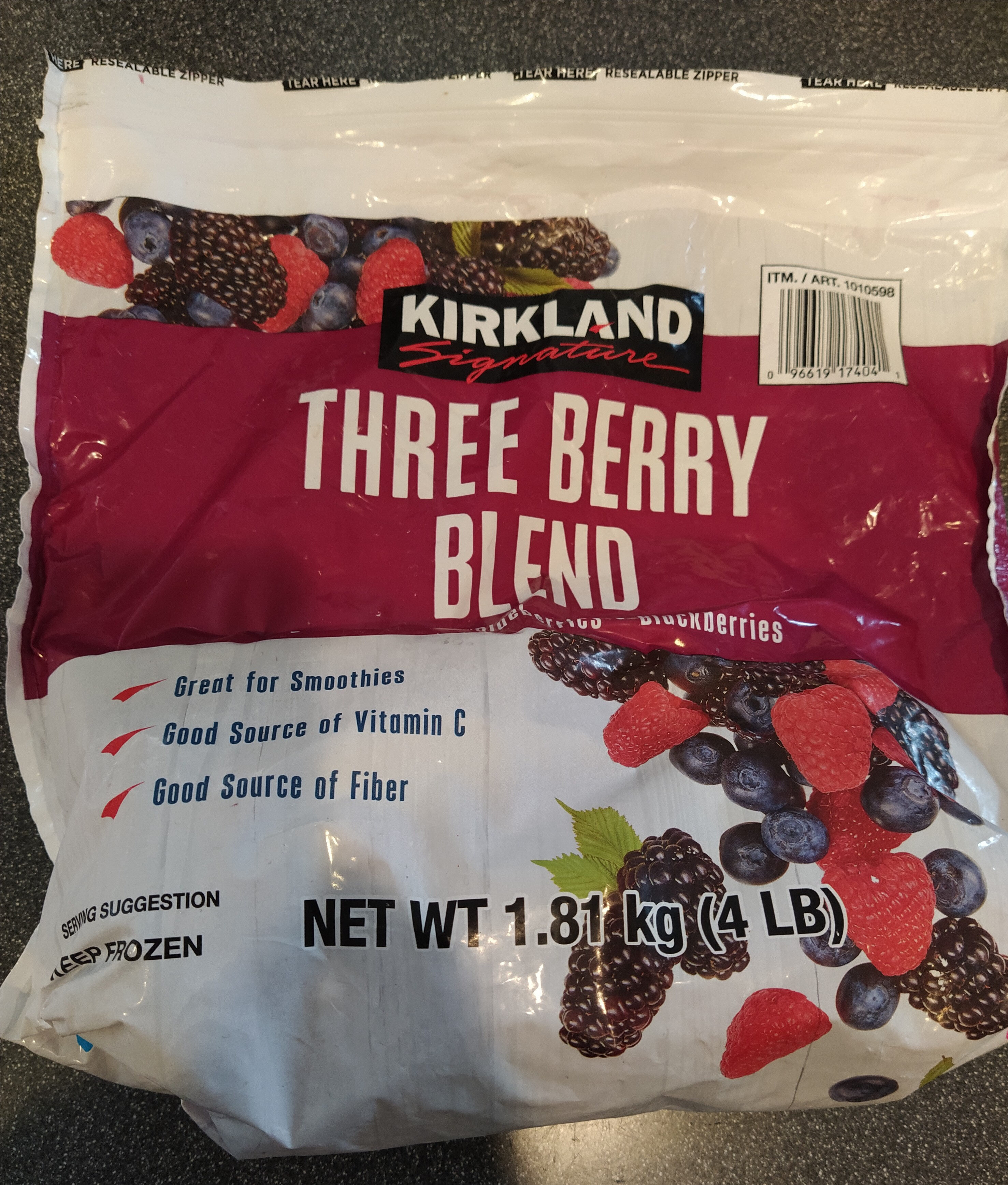 Three Berry Blend - Product - en