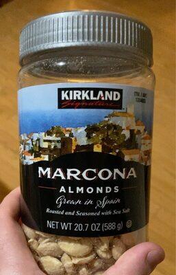 Marcona almonds - Product - en