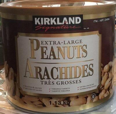 Arachides - Product - fr