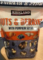 Nuts & Berries - Product - fr