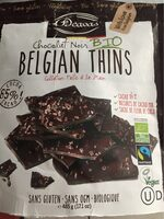 Belgian thins - Product