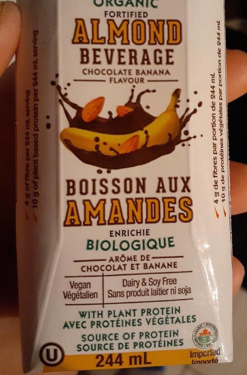 Boisson aux amandes - Product