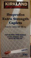 Ibuprofen Extra Strength Caplets - Product - en